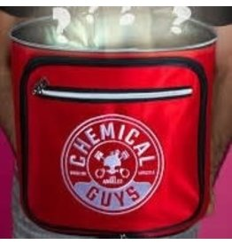 Chemical Guys Red Chemical Guys Detailing Bag and Trunk Organizer (Limited Edition)