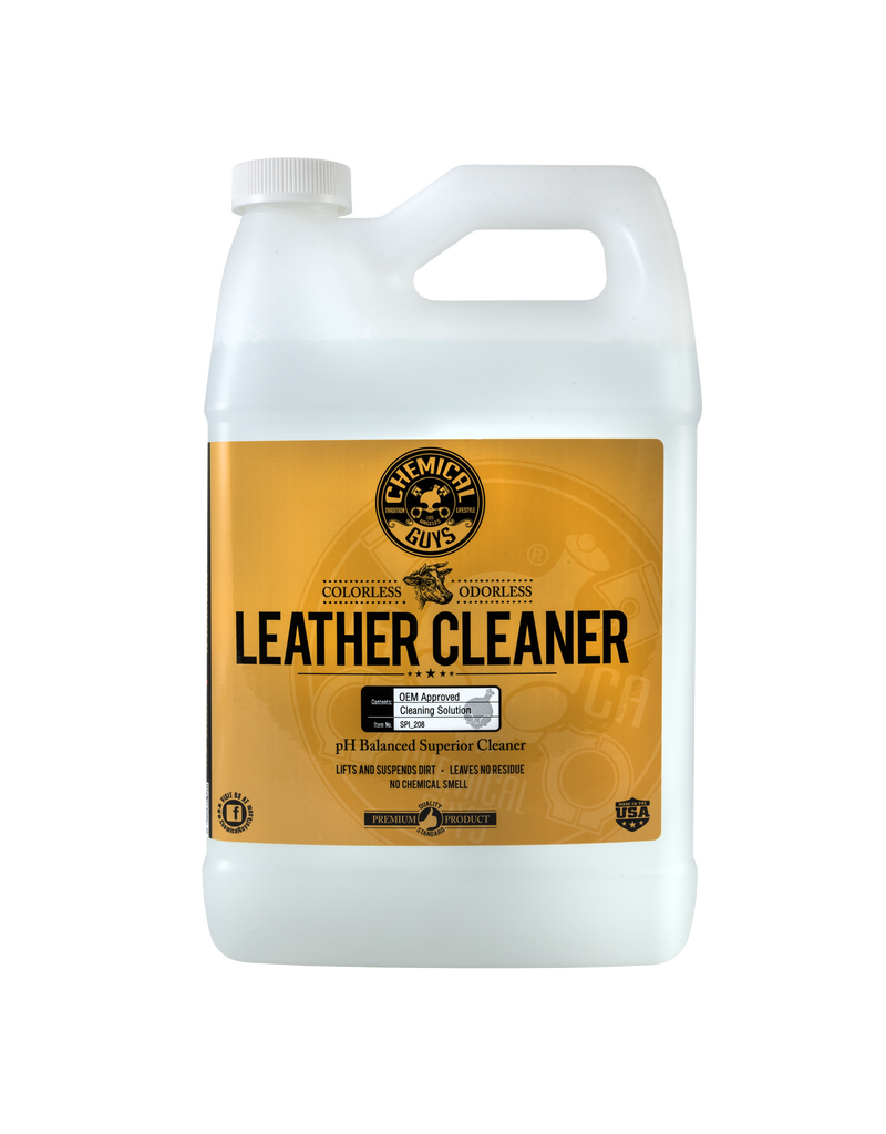 Chemical Guys Leather Cleaner (1 Gal)