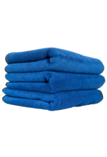 "Chemical Guys Monster Extreme Thickness Premium Microfiber Towel, Blue 16"" x 16"" (3 Pack)"
