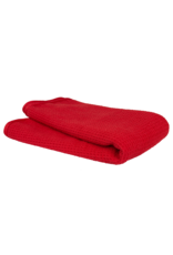 "Chemical Guys Waffle Weave Glass and Window Microfiber Towel, Red 24"" x 16"""