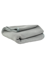 Chemical Guys Gray Matter Large Waffle Weave Towel Gray 36''x25''