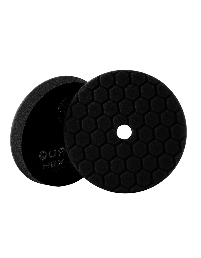 Chemical Guys Hex-Logic Quantum Buffing Pad Black -6.5''