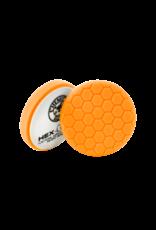 Chemical Guys 5.5'' HEX-LOGIC PAD ORANGE 5.5'' MEDIUM-HEAVY CUT SCRATCH & SWIRL REMOVER Pad- (5.5''inch)