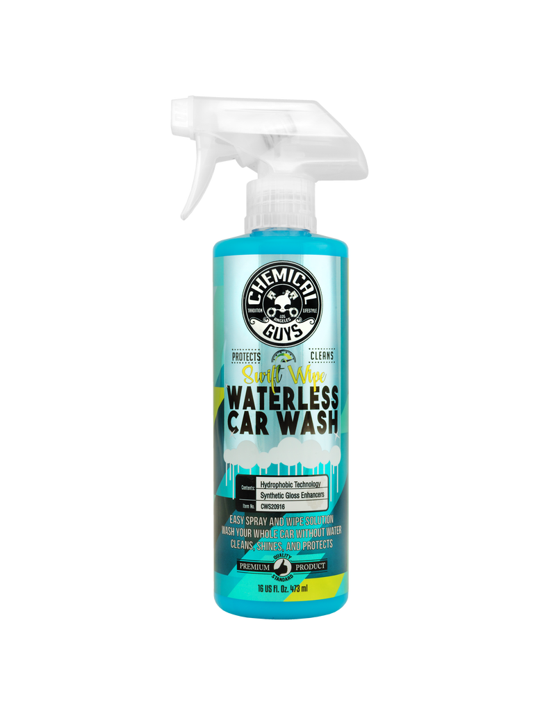 Chemical Guys Swift Wipe Waterless Car Wash (16 oz)