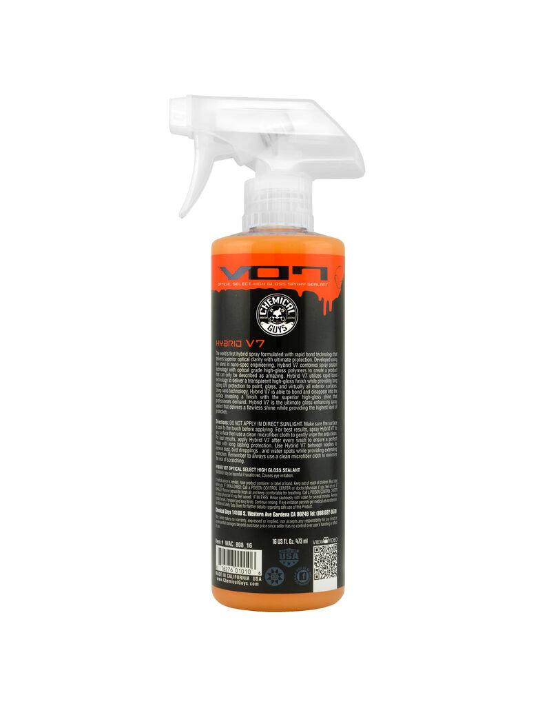 Chemical Guys Hybrid V07 Quick Detailer With Spray Sealant (16oz)