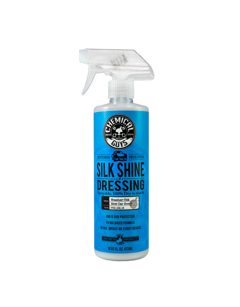 Chemical Guys Silk Shine Sprayable Dressing (16 oz)