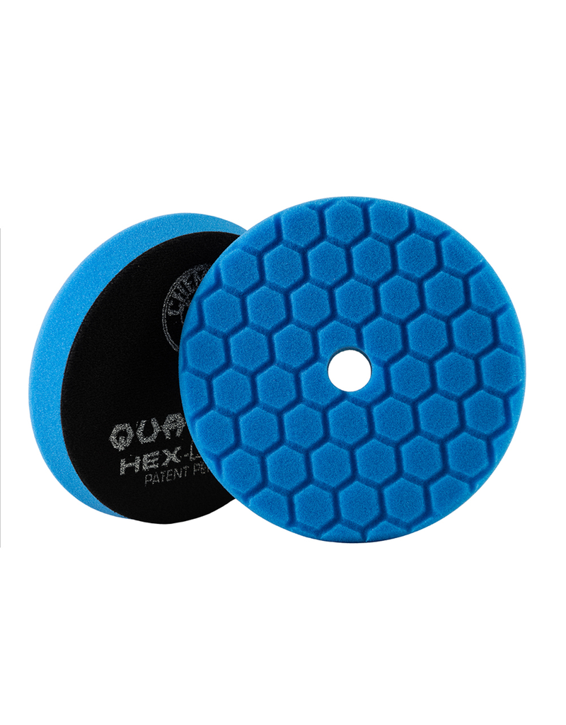 Chemical Guys Hex-Logic Quantum Buffing Pad Blue -5.5""
