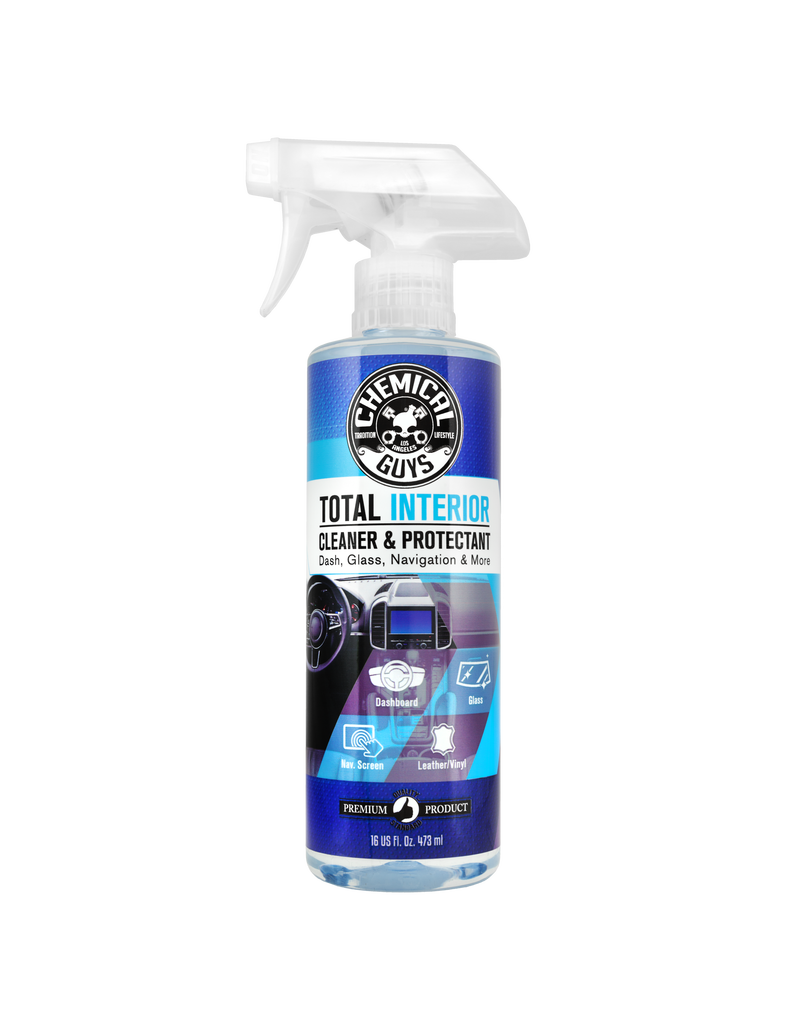 Chemical Guys Total Interior Cleaner & Protectant (16 oz)