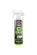 Chemical Guys Carbon Flex Vitalize Quick Detailer & Spray Sealant For Protective Coatings (16oz)