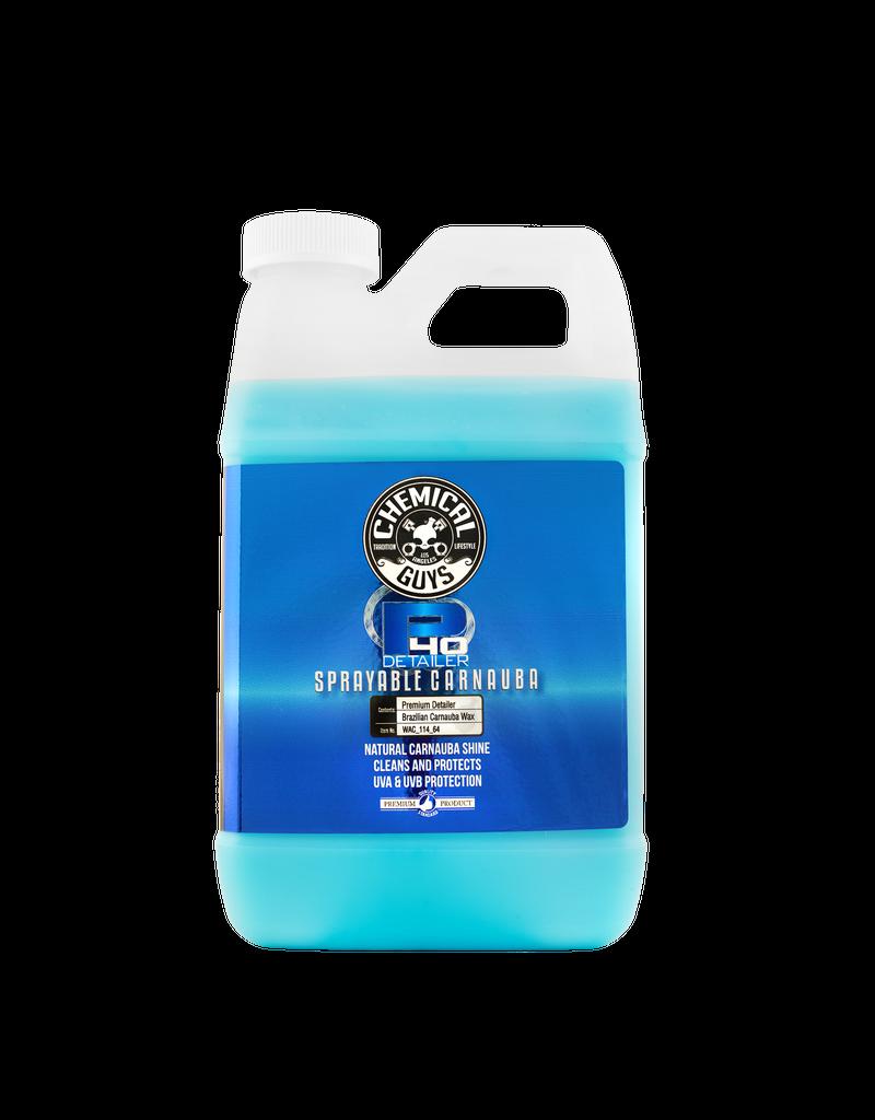 Chemical Guys P40 Detailer Spray With Carnauba (64oz)