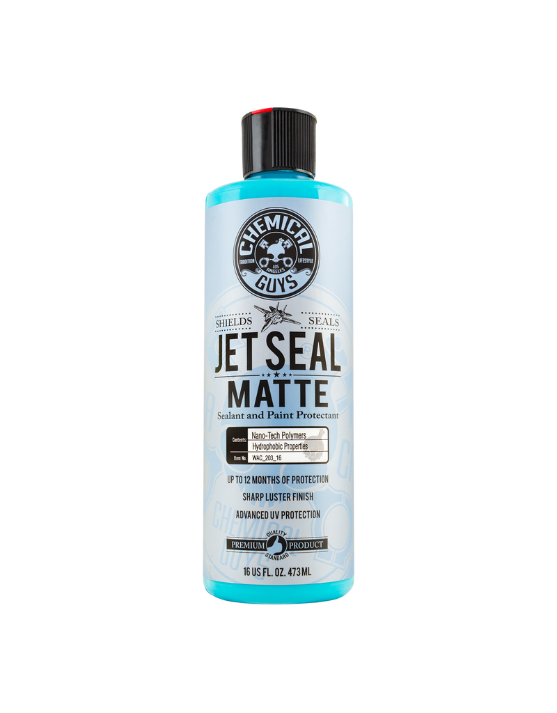 Chemical Guys Jet Seal Matte Sealant And Paint Protection (16oz)