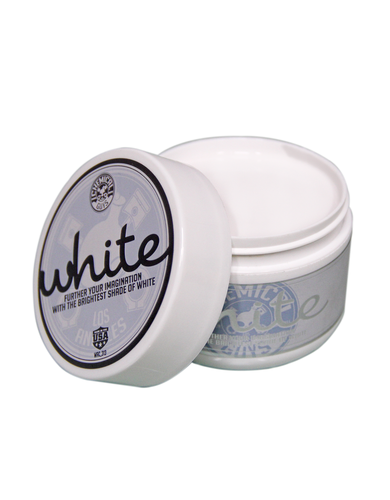 Chemical Guys White Wax For White and Light Colored Cars