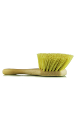 Chemical Guys Yellow Stiffy Brush For Carpets and Durable Surfaces