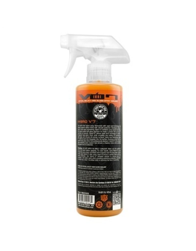 Chemical Guys Hybrid V07 Quick Detailer With Spray Sealant - Pumpkin Scent (16oz)