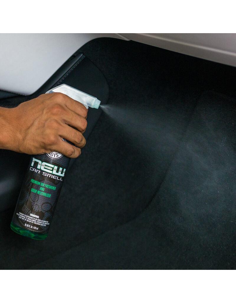 Chemical Guys New Car Smell Air Freshener (16oz)