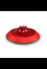 "TORQ Tool Company TORQ R5 Rotary 6"" Rotary Red Backing Plate"