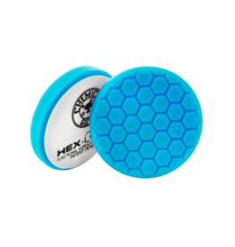 "Hex-Logic 5.5"" HEX-LOGIC BLUE LIGHT CLEANING, GLAZES AND GLOSS ENHANCING PAD (5.5""inch)"