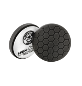 "Hex-Logic 4"" HEX-LOGIC Pad -BLACK FINISHING PAD (4""inch)"