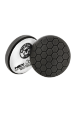 "Hex-Logic 6.5"" HEX-LOGIC PREMIUM SOFT -BLACK FINISHING PAD (6.5""inch)"