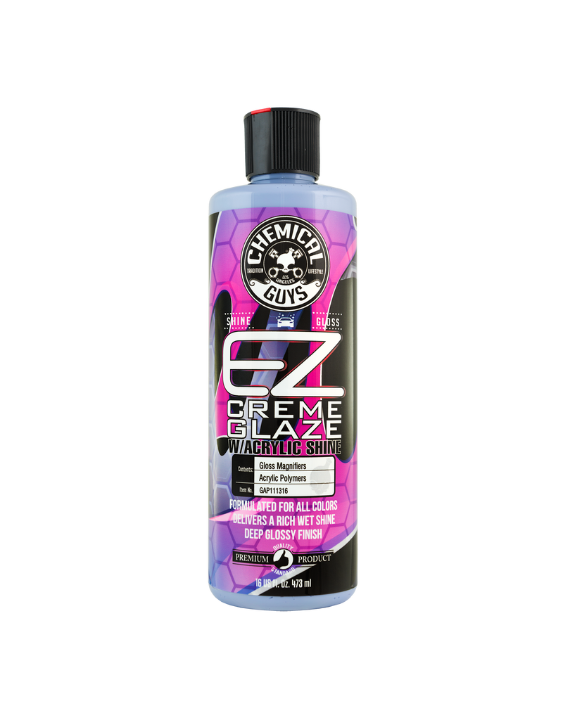 Chemical Guys EZ Creme Glaze (16oz)