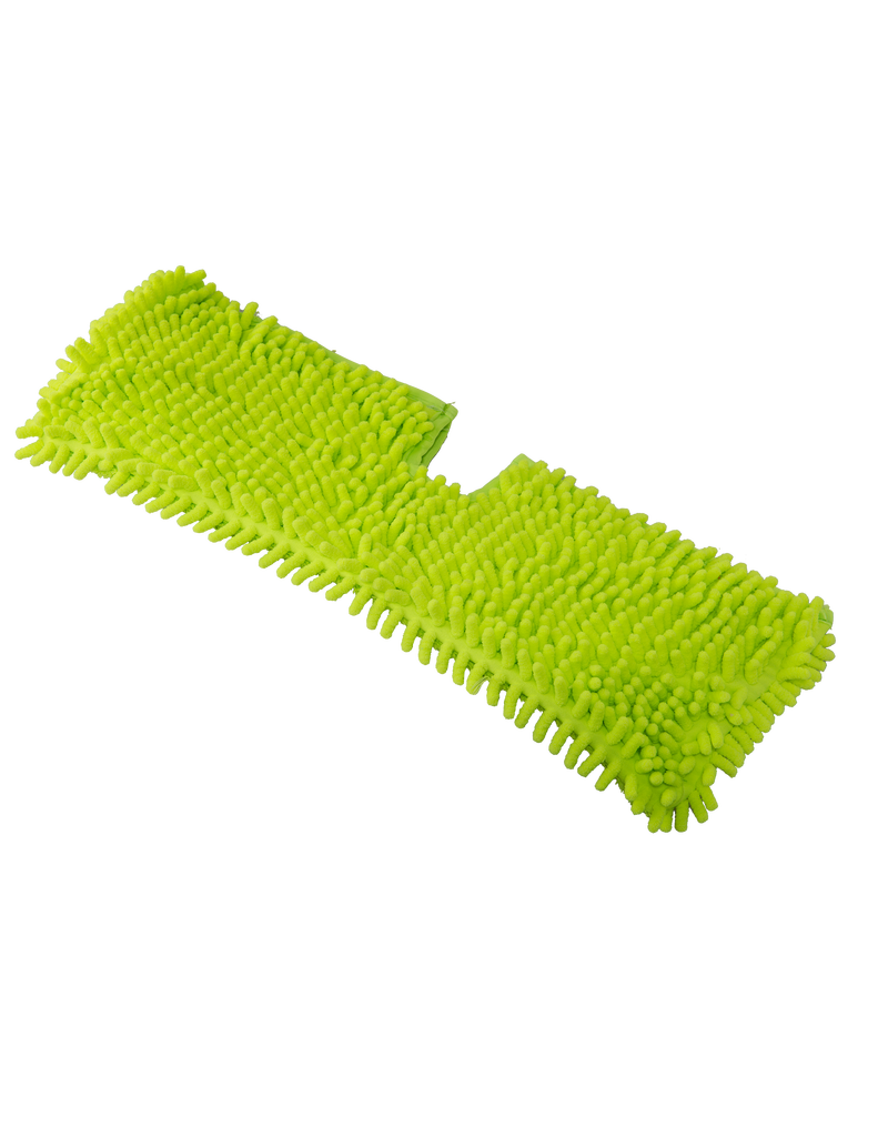 Chemical Guys Chenille Car Wash Mop Replacement Lime Green