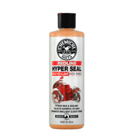 Chemical Guys Redline Hyper Seal High Shine Wax and Sealant for Motorcycles(16oz)