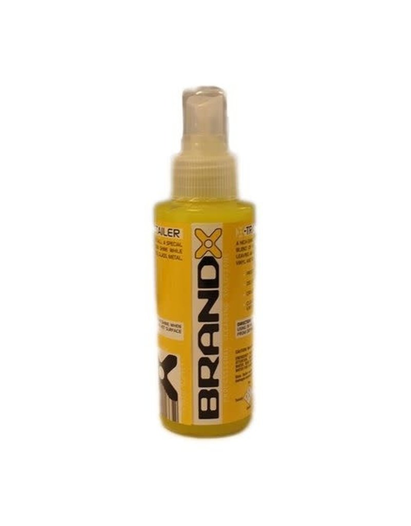 Brand-X Brand X-TRA BRILLIANT SPRAY SHINE & QUICK DETAILER (4oz)