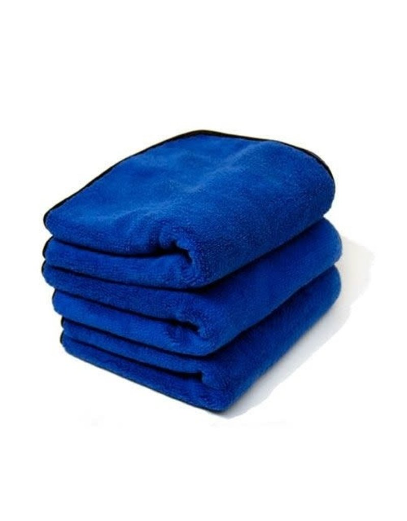"Chemical Guys Monster Extreme Thickness Towel Blue (16""x 24"") (3 Pack)"