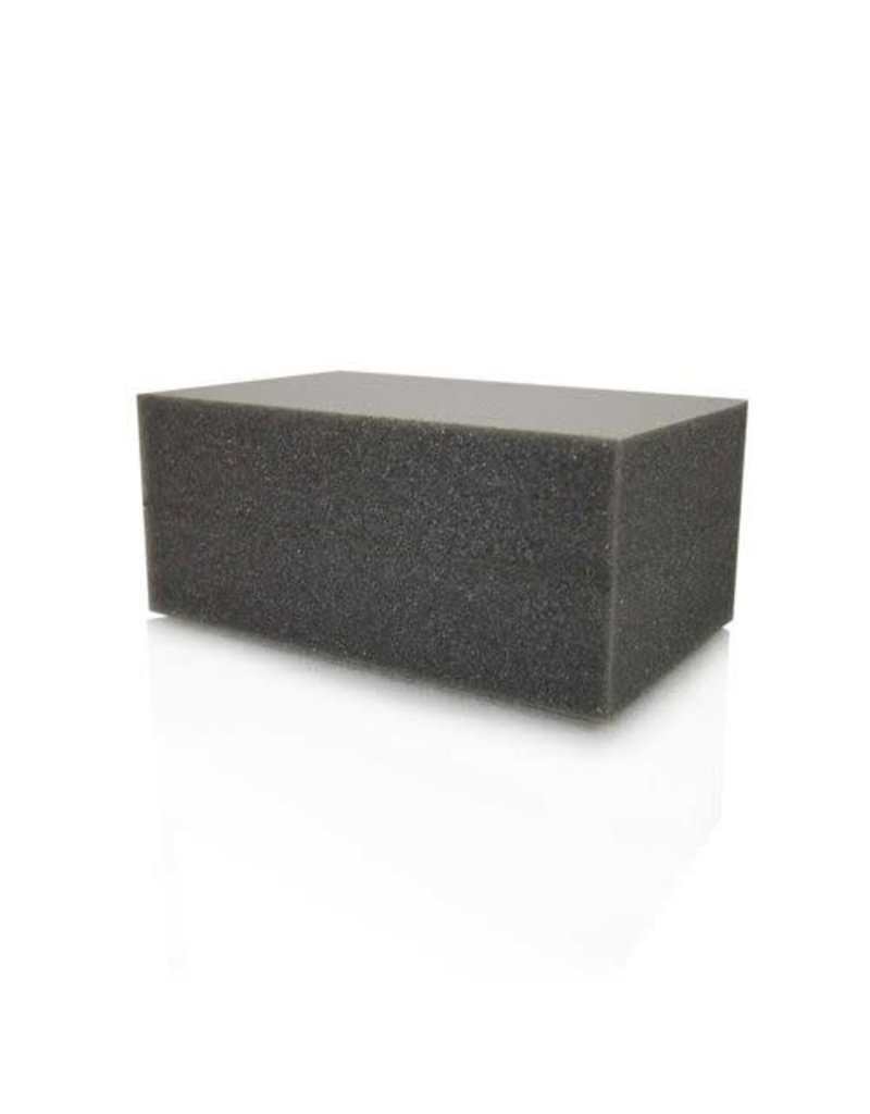 Chemical Guys FLEX GRAY DOUBLE SIDED SANDING BLOCK  - SOFT  (1 PIECE)