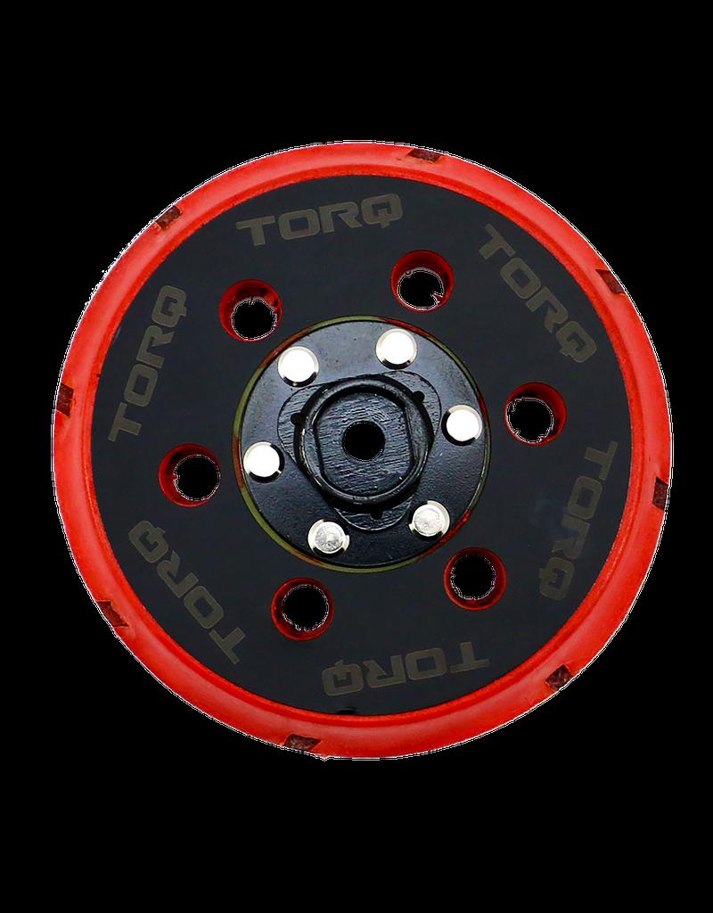 "TORQ Tool Company 5"" Backing Plate for TORQ22D machine"