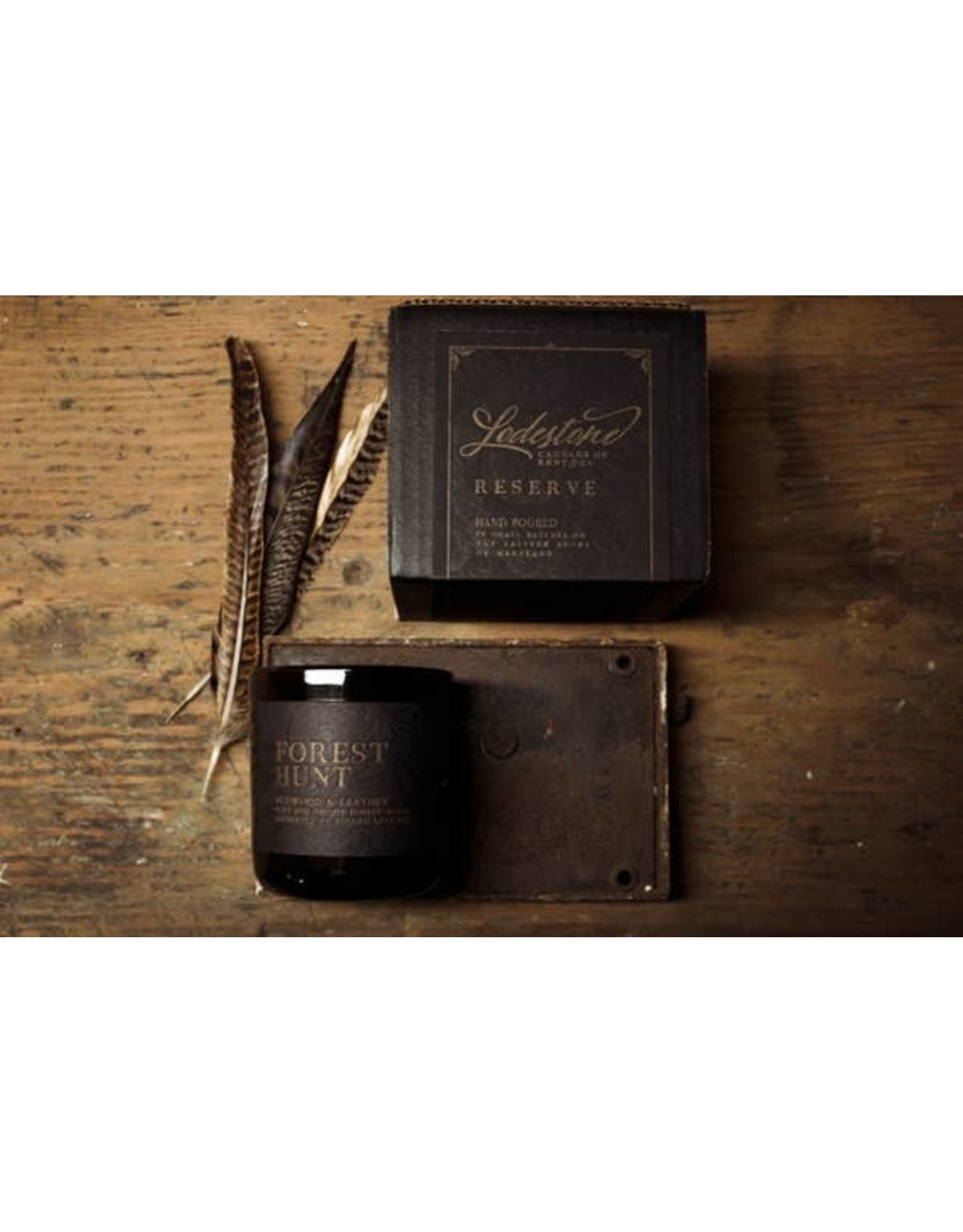 Lodestone Candles of Kent & Co. Forest Hunt 8½ oz Scented Candle