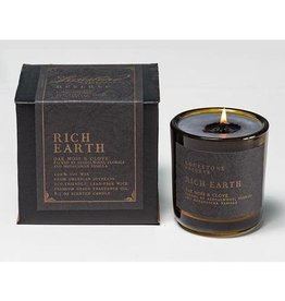 Lodestone Candles of Kent & Co. Rich Earth 8½ oz Scented Candle