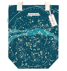 Cavallini Papers & Co. Celestial Tote Bag