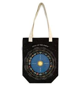 Cavallini Papers & Co. Zodiac Tote Bag