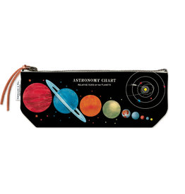 Cavallini Papers & Co. Astronomy Chart Mini Pouch POUCHMINI/ASTRO