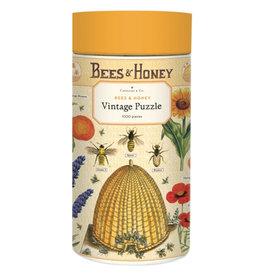 Cavallini Papers & Co. Cavallini Puzzle Bees & Honey 1,000 Pcs
