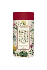 Cavallini Papers & Co. Cavallini Puzzle Botanic Garden 1,000 Pcs