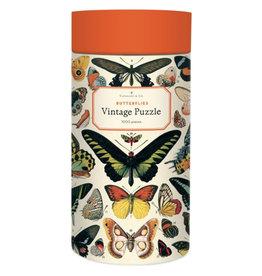 Cavallini Papers & Co. Cavallini Puzzle Butterflies 1,000 Pcs