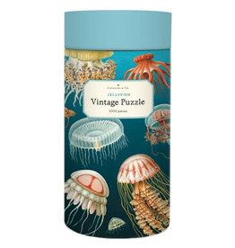 Cavallini Papers & Co. Cavallini Puzzle Jellyfish 1,000 Pcs