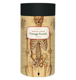 Cavallini Papers & Co. Cavallini Puzzle Skeletal System 1,000 Pcs