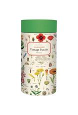Cavallini Papers & Co. Cavallini Puzzle Wildflowers 1,000 Pcs