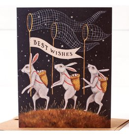 Hester & Cook Best Wishes Greeting Card A2