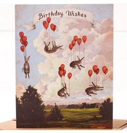 Hester & Cook Birthday Wishes Greeting Card A2