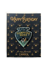 Antiquaria Campfire Boss Birthday Patch Notecard