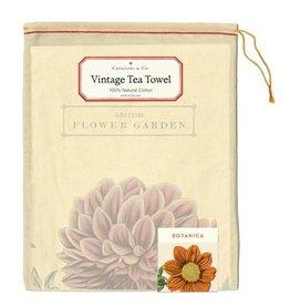Cavallini Papers & Co. Botanica Tea Towel