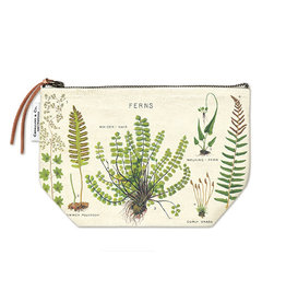 Cavallini Papers & Co. Ferns Vintage Pouch