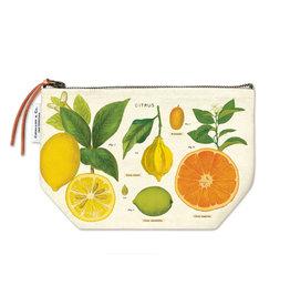 Cavallini Papers & Co. Citrus Vintage Pouch