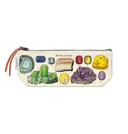 Cavallini Papers & Co. Mineralogy Mini Pouch