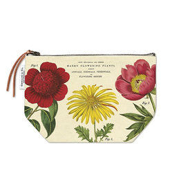 Cavallini Papers & Co. Botanica Vintage Pouch
