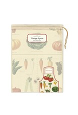 Cavallini Papers & Co. Vegetables Vintage Apron